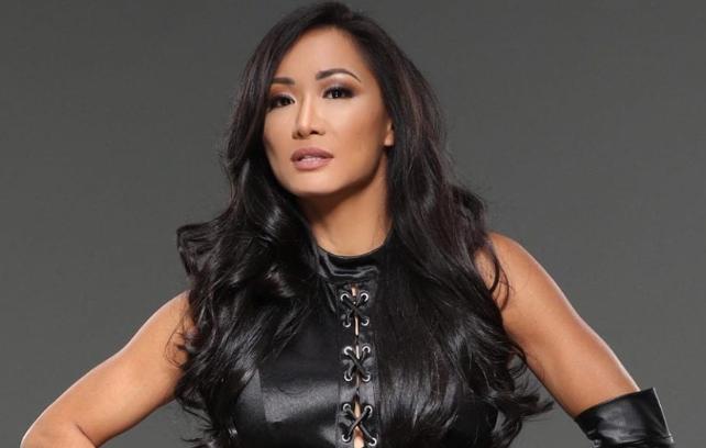 Gail Kim age