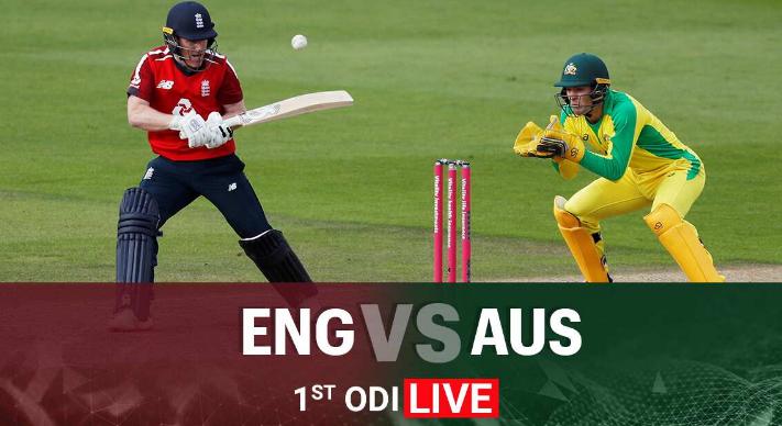 Eng Vs Aus 1st ODI Live